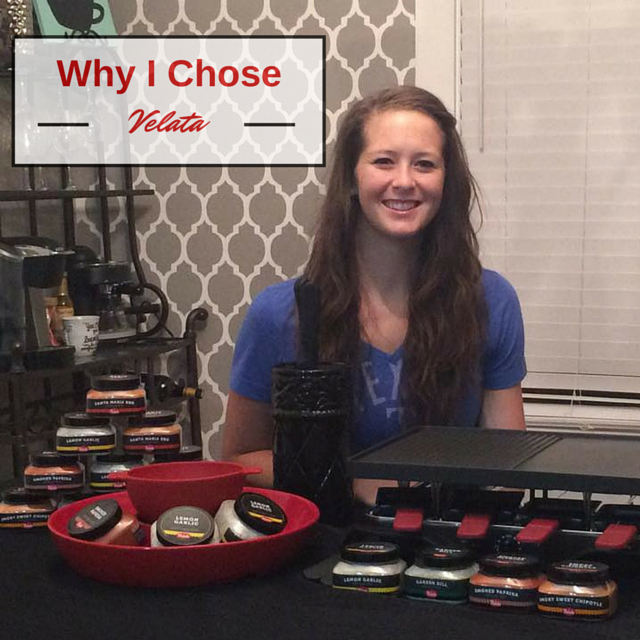 Why I Chose Velata by @brittanysuell