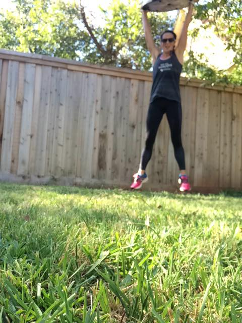10 Burpeess for The #BOSUStrong Countdown Workout with @BrittanySuell