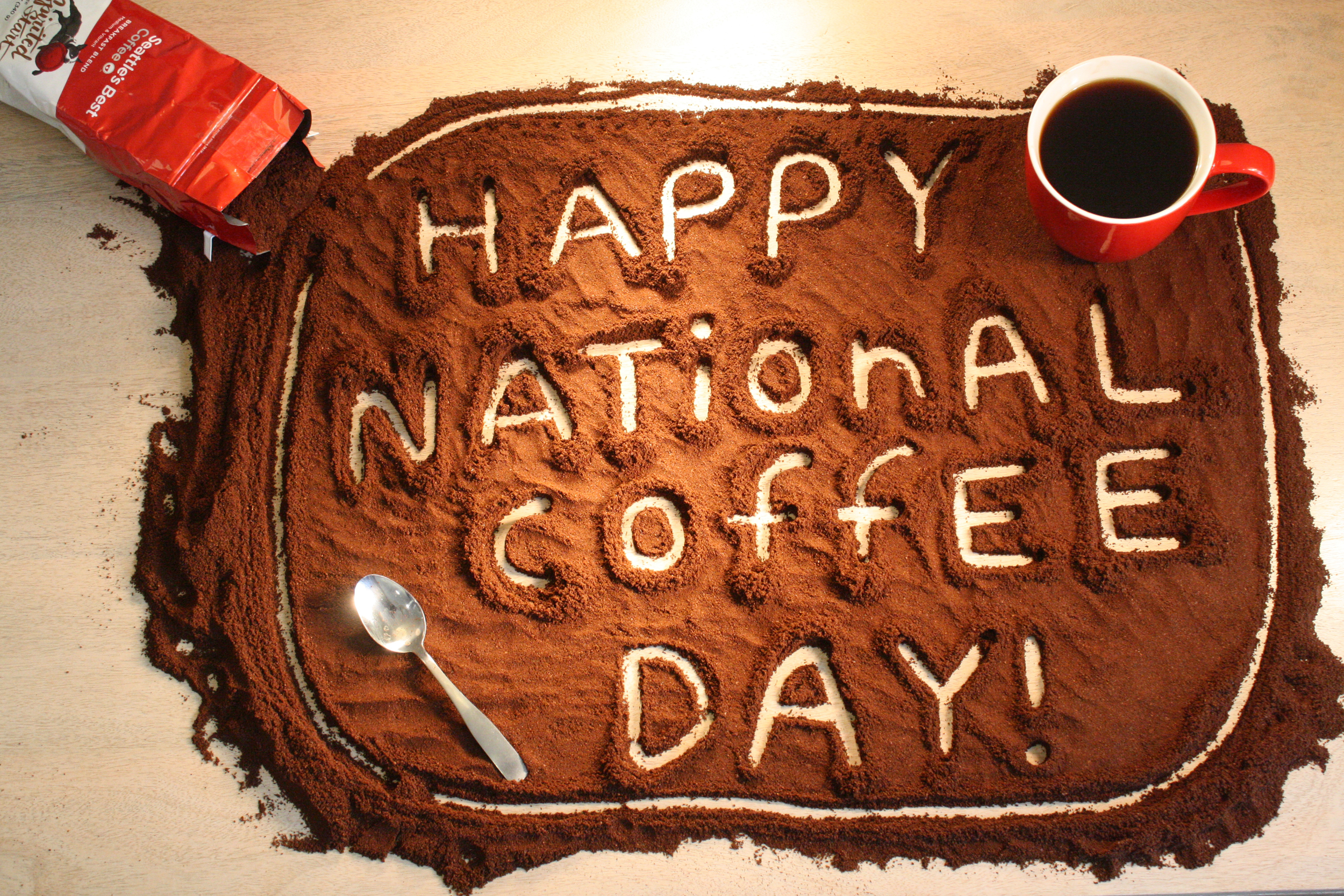 Happy National Coffee Day + A GIVEAWAY