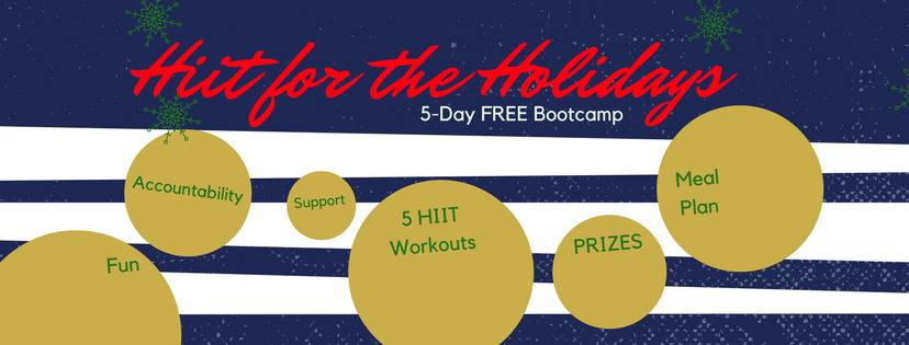 HIIT for the HOLIDAYS!