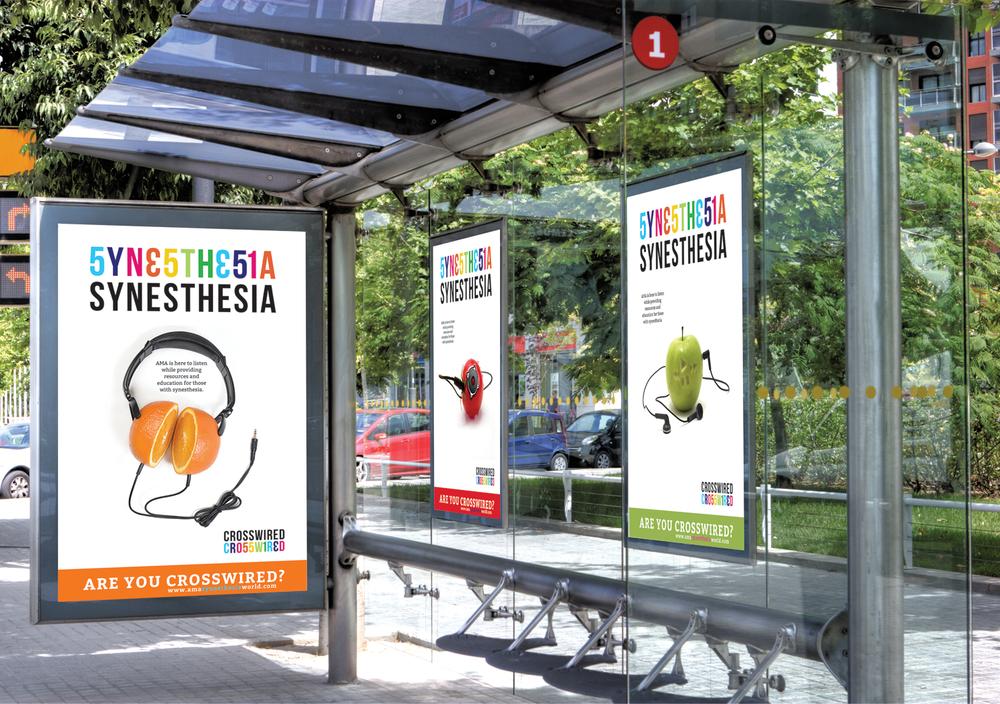 Synethesia advertisments
