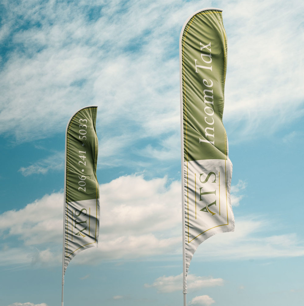 ATS Featherflags