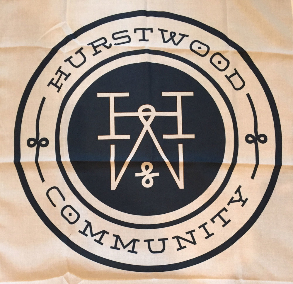 Hurstwood Community Flag Design