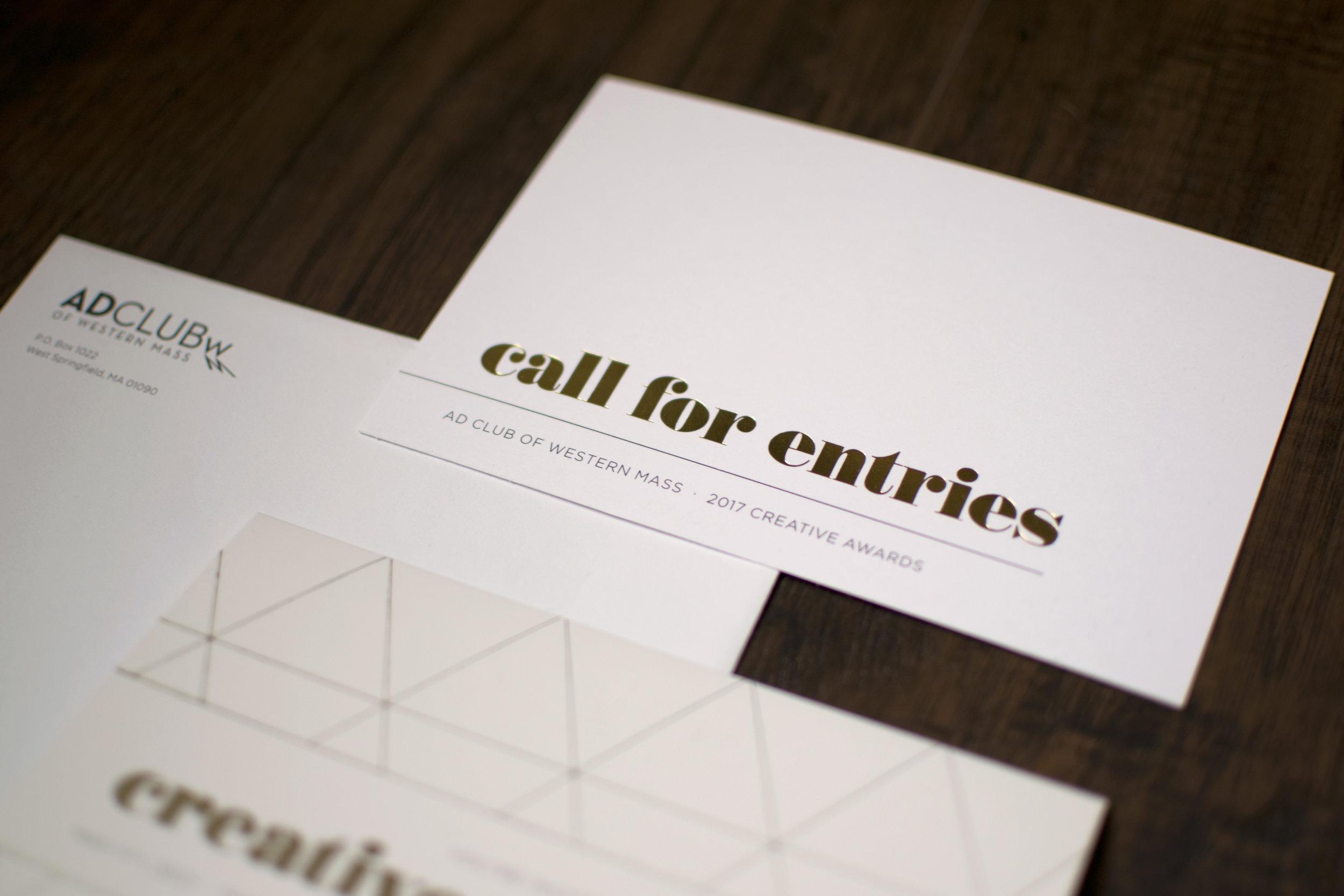 Creative Awards — Branding & Graphic Design Services