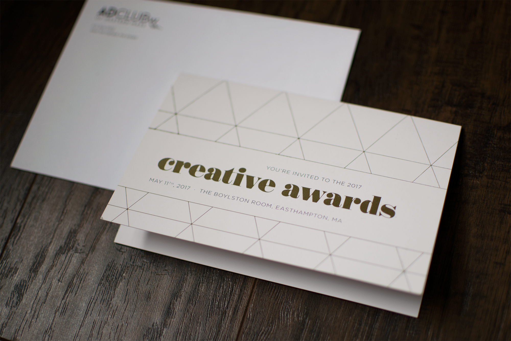 Creative Awards — Branding & Graphic Design Services