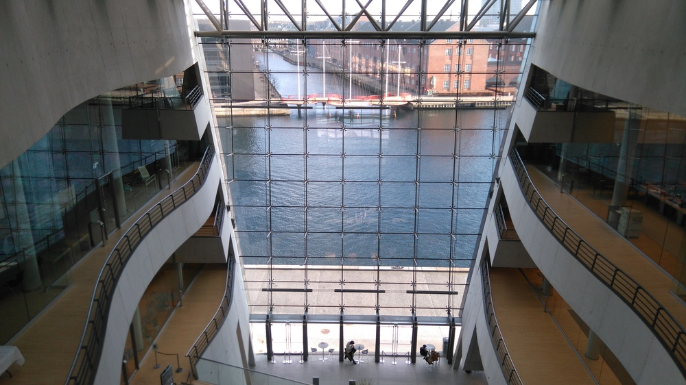The Black Diamond, Royal Library