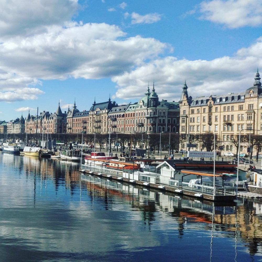 Stockholm Strandvägen