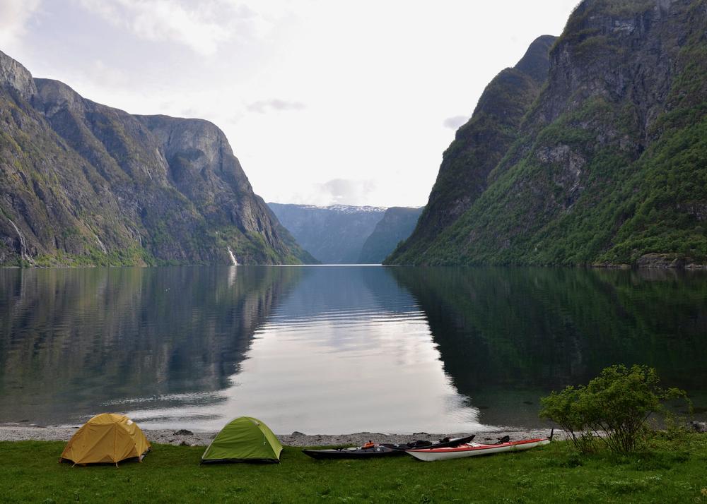 Nærøyfjorden, Sogn og fjordane, Norway
