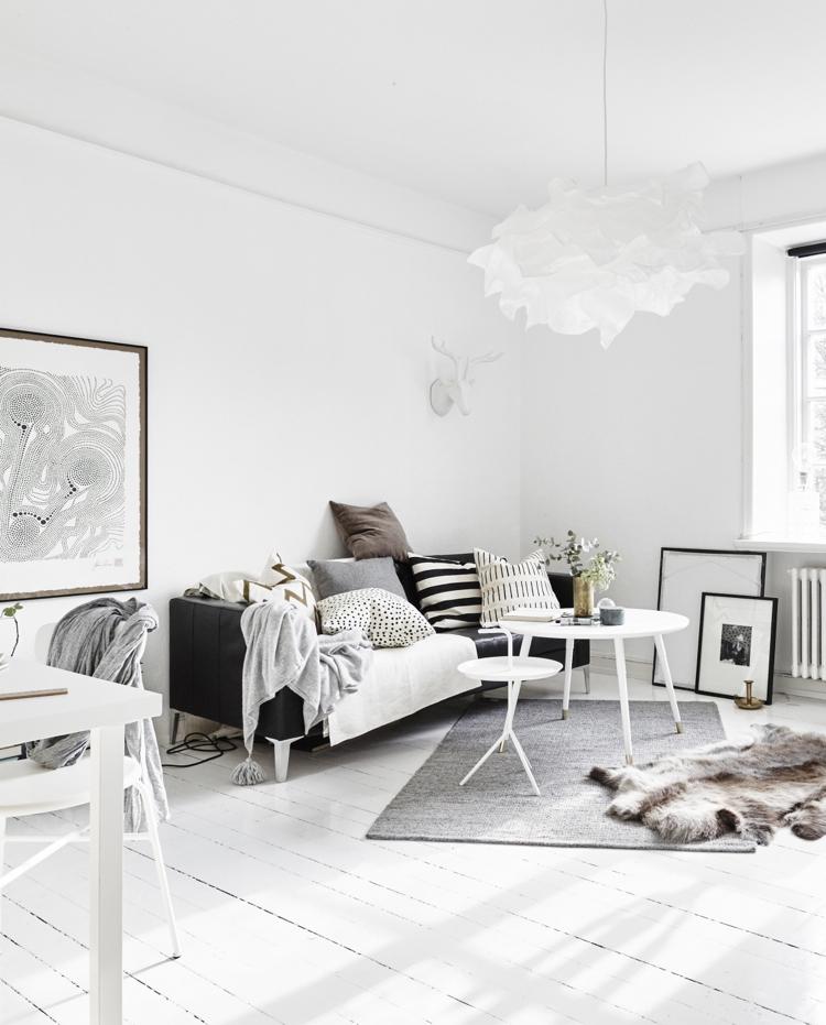 Gentil Monochrome Scandinavian