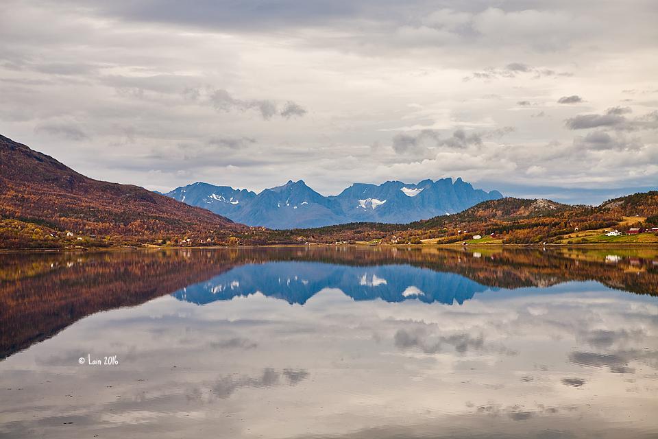 Norway, Kvænangenfjord