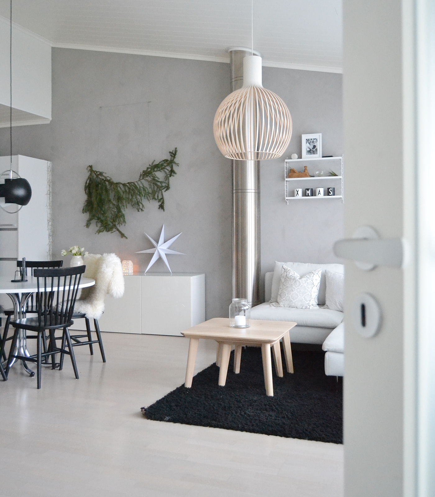 Interior Garden Design Timeless Swedish: Timeless Scandinavian Interiors — Nordique
