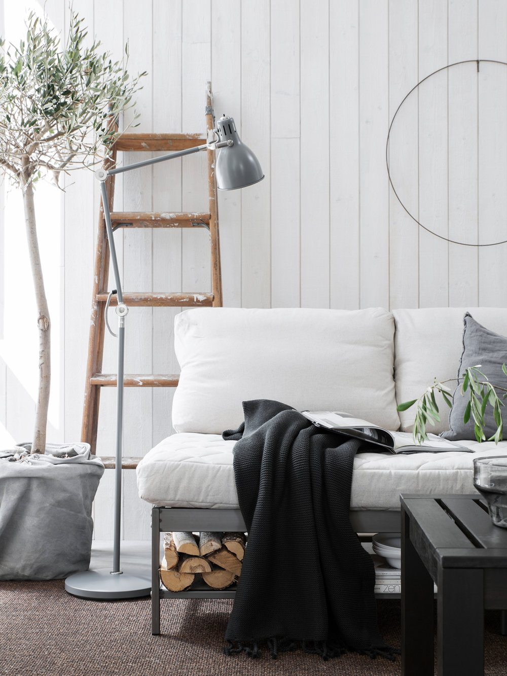 Client: IKEA for project Livet Hemma (Life at Home).  Styling by Pella Hedeby