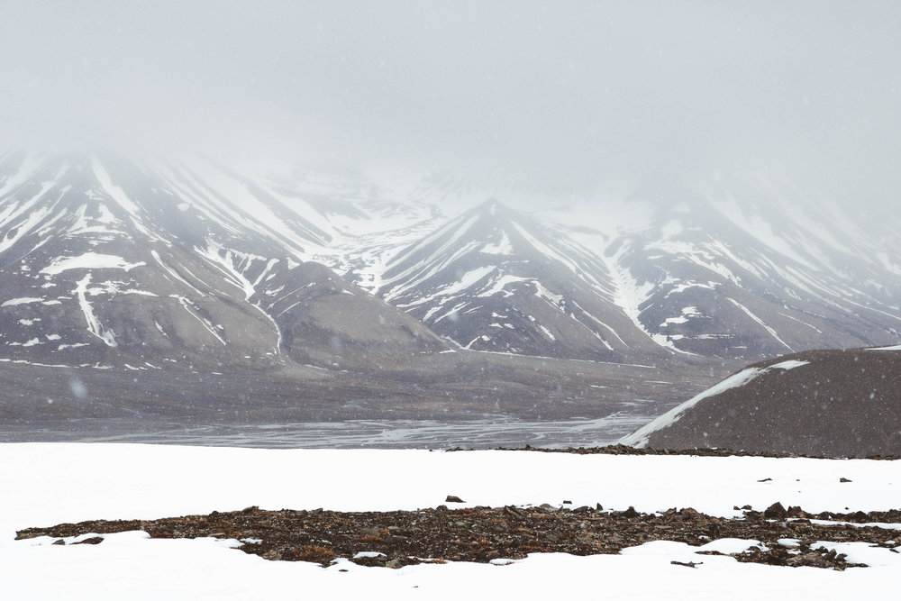 In the mountains above Longyearbyen Svalbard.jpg