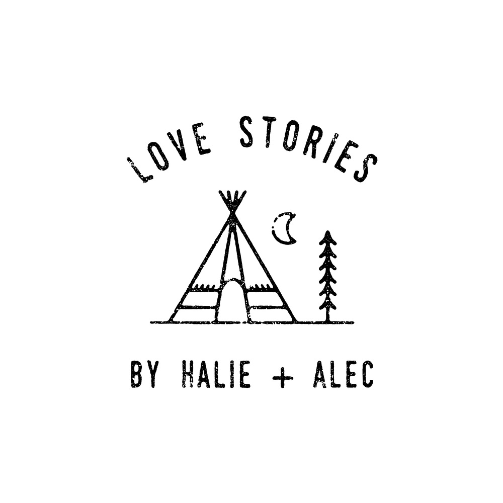 Love Stories by Halie + Alec