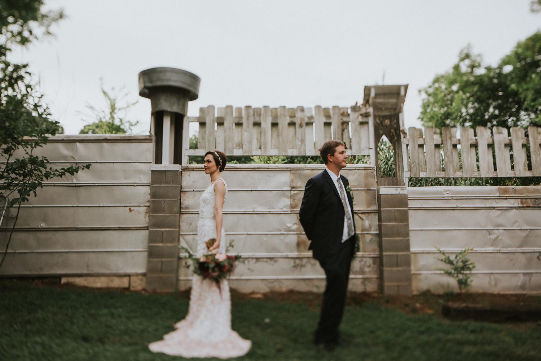 bryan chris an untraditional backyard wedding in athens