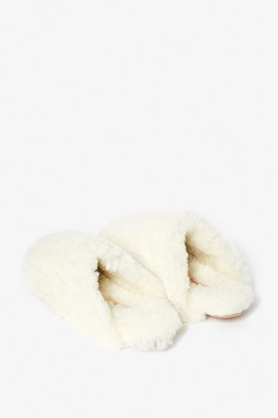 Glendoyne Sheepskin Slipper Mule