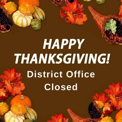 Thanksgiving - District Office Closed.jpg