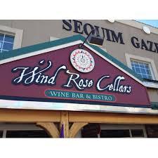 Wind Rose Cellars in Sequim, WA.