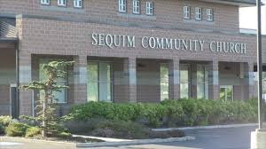 Fellowship Hall at Sequim Community Church hosts the monthly Friday Night Social.