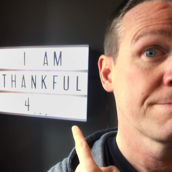 new ideas on how to give thanks