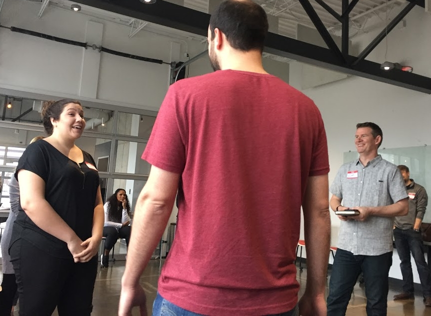 Improv Workshops for Business
