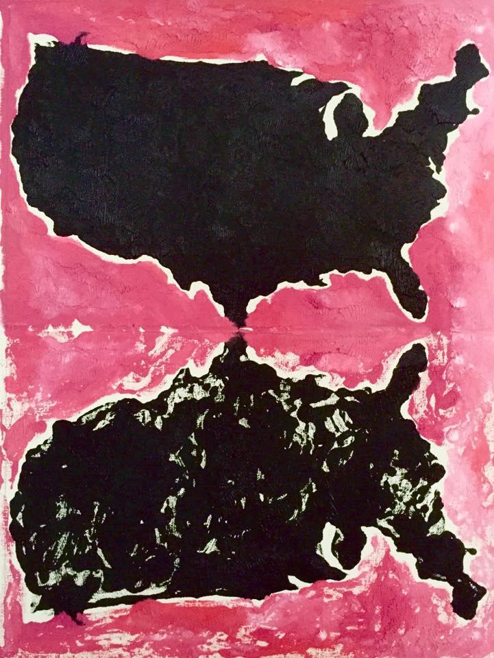 Rorschach America No.2