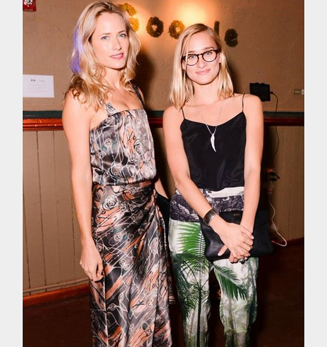 @SophieOakley looking stunning @elephantsforeverauction