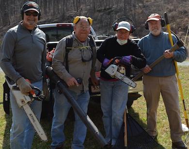 field archery crew 032517.JPG