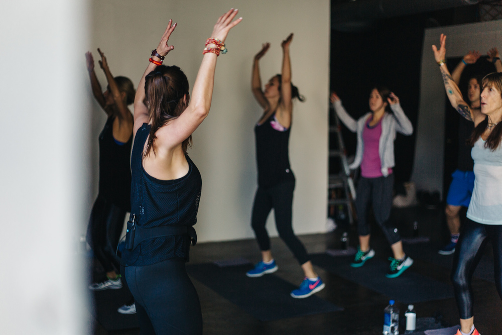 Join us April 9, as we leave the studio to convert The Parlor into a morning of wellness. We will start our morning with a workout led by our founder Nicole Williamson followed by a Magpie Cafe curated brunch!