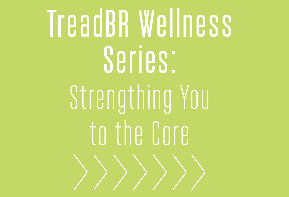 Do you find you're always busy but never getting anything done? Join us on Sunday, November 20 from 2-4 pm for a Strength and Stretch class, followed by a discussion to help you strengthen and stretch your definition of success. E-mail social@treadbr.com to register for the class.