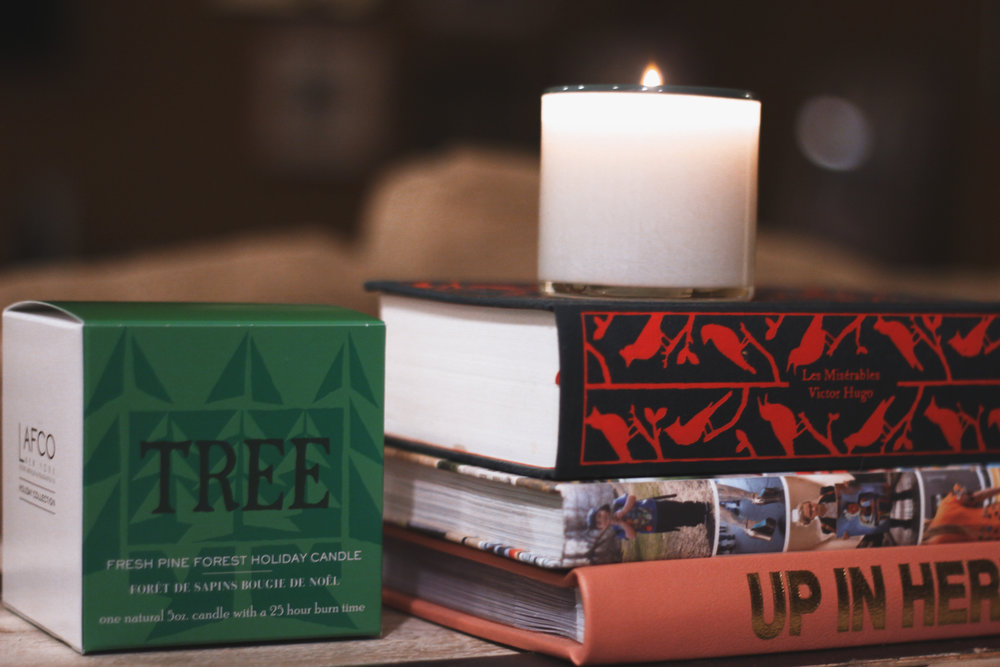 Click to buy: Lafco Mini Tree candle $32