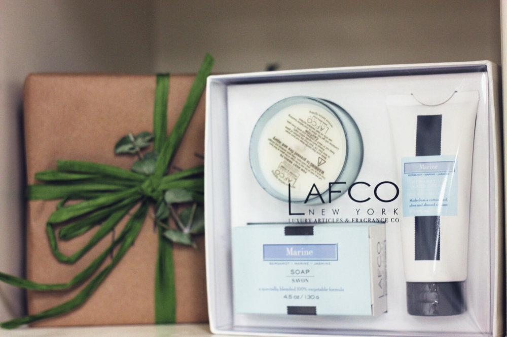 Lafco Marine Gift Set $65