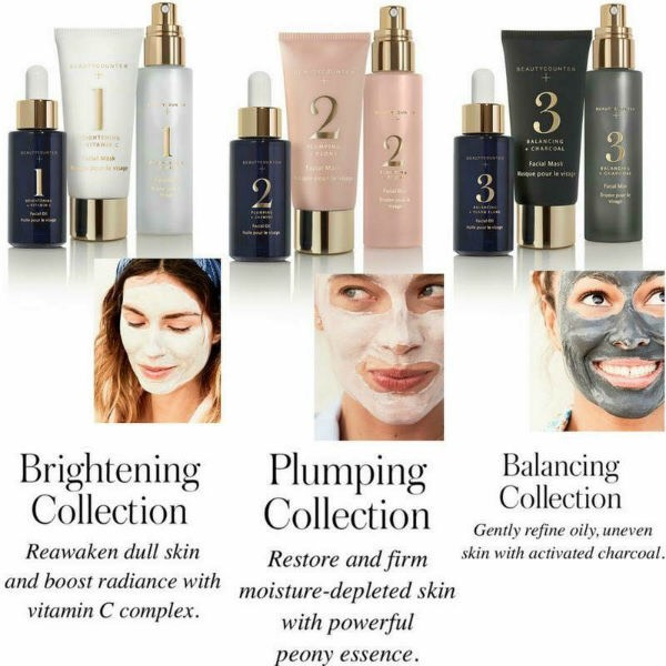 Stop by between 8:15-10:45 to sip Matcha tea while sampling Beautycounter's safer yet effective masks, moisturizers and more.