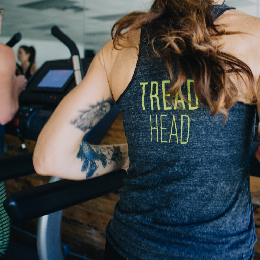 Clients will be in teams of 2.  They can choose their partner and their team name.  Participants will receive:  Weekly recipe with a shopping list  At home workouts  Priority booking/monthly     Pricing:  $225/month OR $425 up front     Requirements:  3 Tread classes a week.  1 has to not be Tread  So , 25 tread classes, 5 non-tread classes     The winning team will win $500 to TreadBR!! Those that complete the challenge will receive 20% off a package or membership in March     Point system:  30 points for completing challenge  2 points: for each NEW friend you bring to TreadBR  3 points: Make post on social media showing healthy choices, using the hashtag #teamtread2018  2 points: for every non-tread class taken exceeding required  1 point: each time you check in at TreadBR uned for more details!