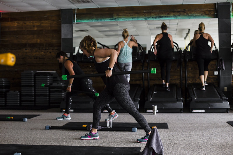 Follow along with our  Tread Transformation manual  for 8 weeks of specially designed recipes, workouts and reflective goals + a fun challenge to have us feeling stronger and better than ever in 2019   Complete 3 classes per week for 8 weeks and receive 20% off of your next class package or membership! The challenge participant with the most points will win $250 to TreadBR!   Receive 1 point for each class taken.  Receive 2 points for each class exceeding your 3/week.  Receive 5 points the first time your record a fitness goal.  Receive 8 points if you beat your first goal the second time around.  Receive 10 points each week that you fill out the Tread Transformation week chart