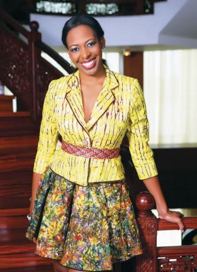 Biola Alabi, CEO of Biola Alabi Media (credit: Bella Naija)