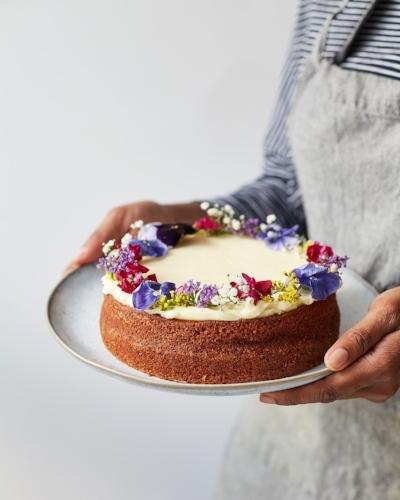 Benjamina's Honey Cake - Instagram worthy we think!