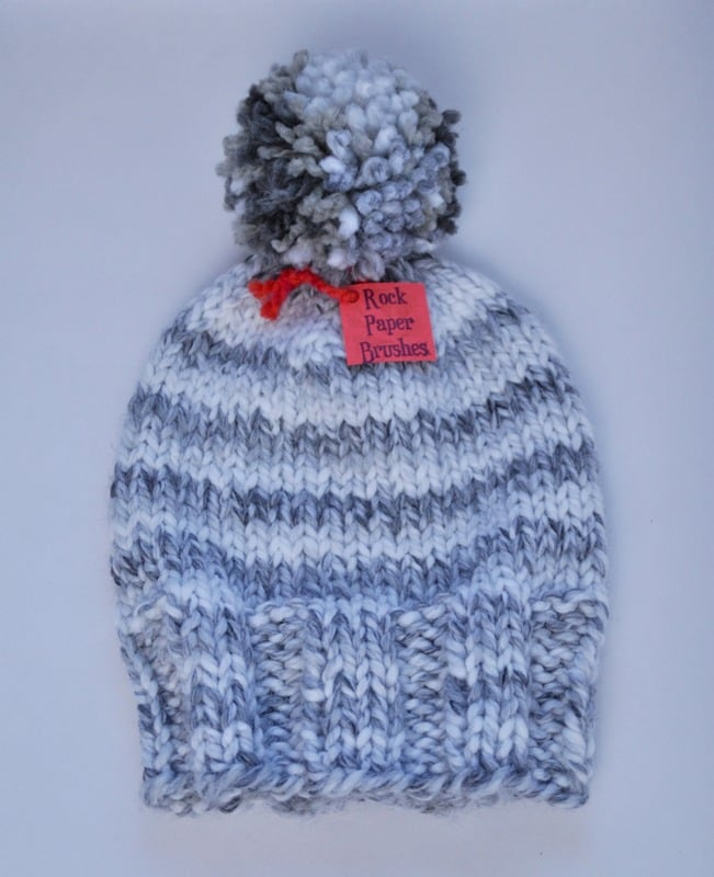 Bulky Slouchy Toque