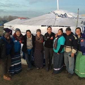 STANDING ROCK MEDICAL AND WELLNESS SPACE By Sarah Matuszak