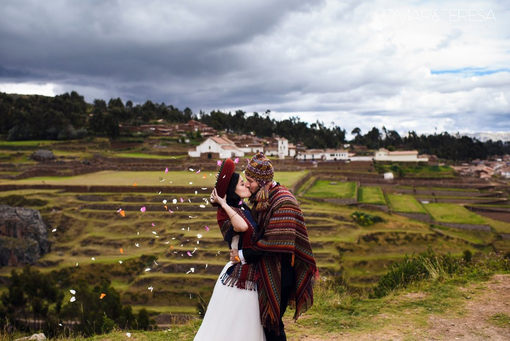 A Magical After Wedding in the Sacred Valley, Cusco -