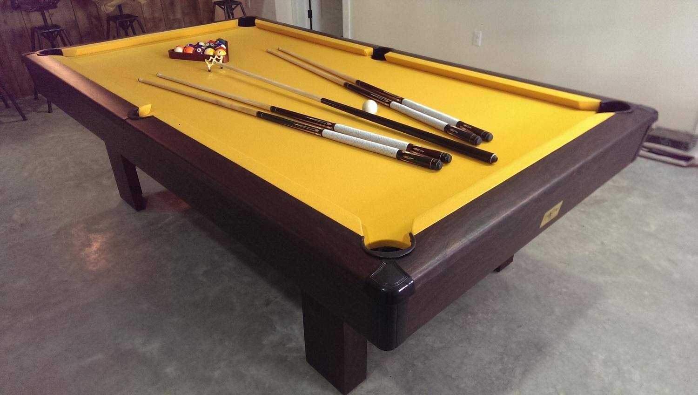Designer Pool Tables — Proper Pool