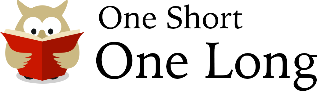 One Short, One Long: Two articles actually worth your time
