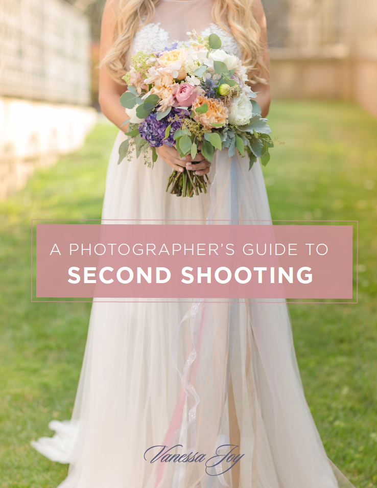 how to be a wedding photographer