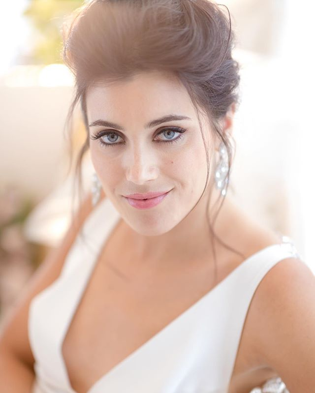 Beautiful hair and makeup complimenting @brookeitlist lovely eyes!  Shoot Details:  @studio450 @detailsofido  @samanthaagostinomakeup @atoeevents @partyrentalltd @kleinfeldbridal @pninatornai @theblacktux @chazmatazztux @pinkcakebox  @aprillynndesign @thefakemarkconte  @parisraquel_ @messinsv  @alibristow_ @hansell18 @brookeitlist @nik_lovins  #authenticlovemag  #mrandmrs #loveintentionally  #marthaweddings  #weddinginspirations  #weddingdetails #weddingblog  #weddingblogger #weddingforward  #junebugweddings #huffpostweddings #nyweddingplanner  #njweddingplanner #justsaidyes #weddingchicks #authenticlovemag #gracefulbrides #everydayIBT #wedluxe