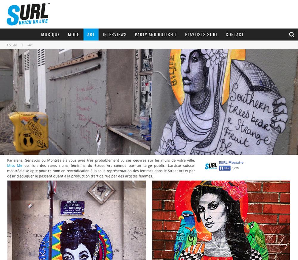 Read More at SURL Magazine