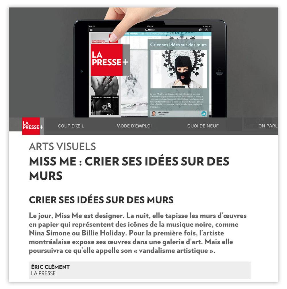 Read More at La Presse+