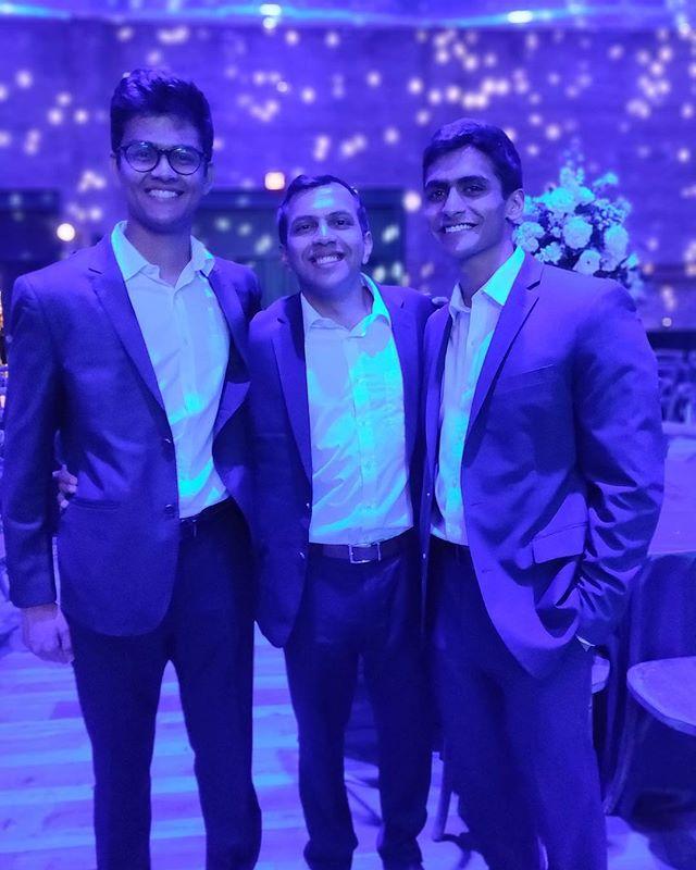 seniors in suits 🤵🏽✨
