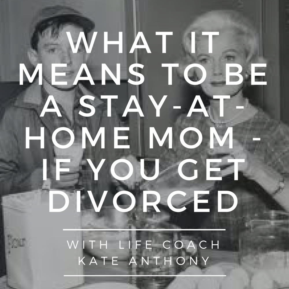 Blog — Kate Anthony, CPCC, The Divorce Survival Guide