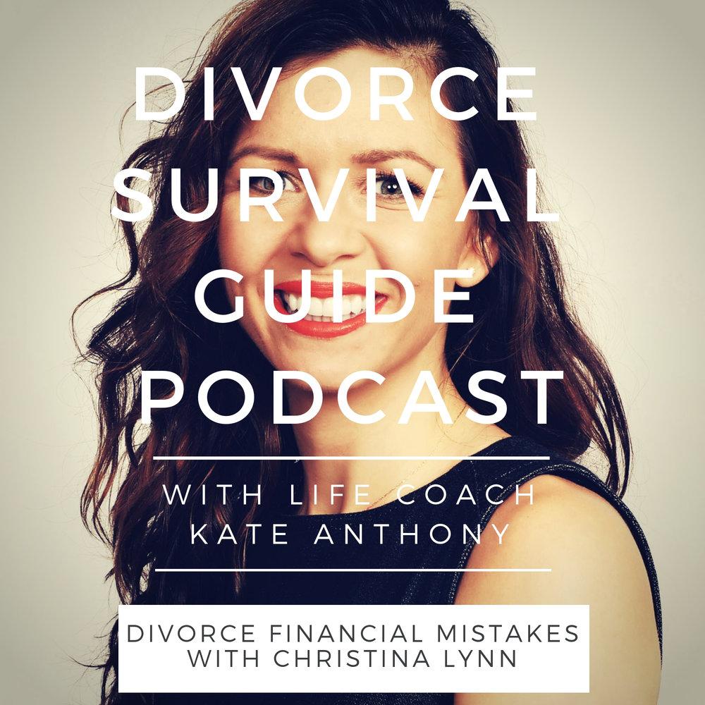 Divorce Financial Mistakes with Christina Lynn