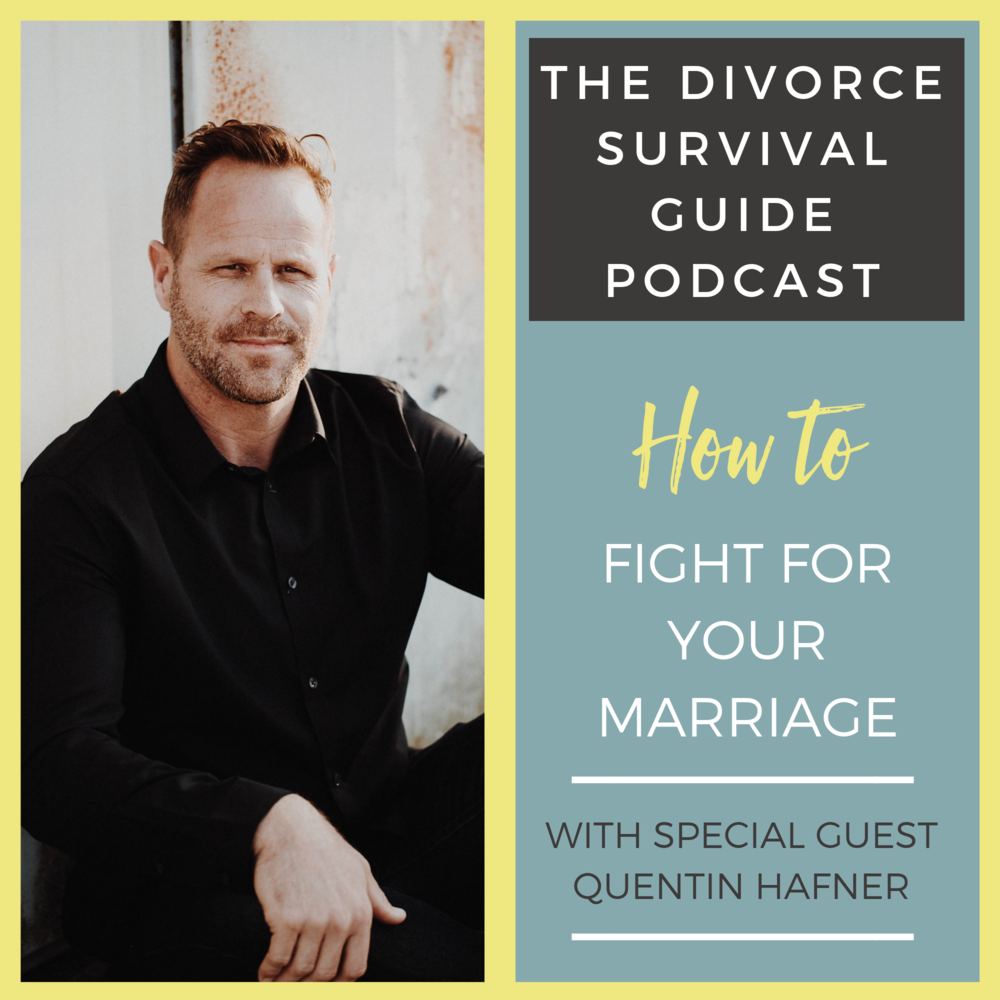 Podcast — Kate Anthony, CPCC, The Divorce Survival Guide
